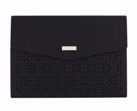 "Kate Spade New York Perforated Envelope Folio Case for iPad Pro 9.7"" - Black"
