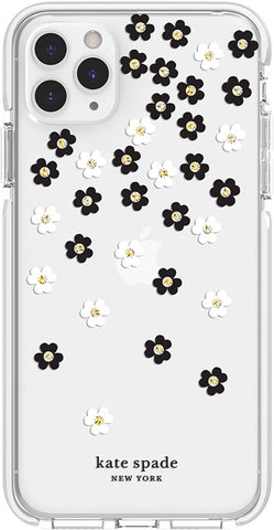 Incipio for Kate Spade Phone Case Compatible with iPhone 11 Pro Max – Scattered Flowers