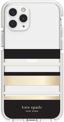 Incipio for Kate Spade New York Compatible with iPhone 11 Pro from Apple – Park Stripe