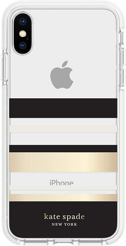 Kate Spade New York iPhone X/XS Case - Park Stripe