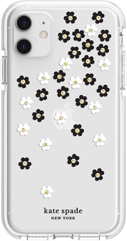 Incipio for Kate Spade Compatible with iPhone 11 from Apple – Scattered Flowers