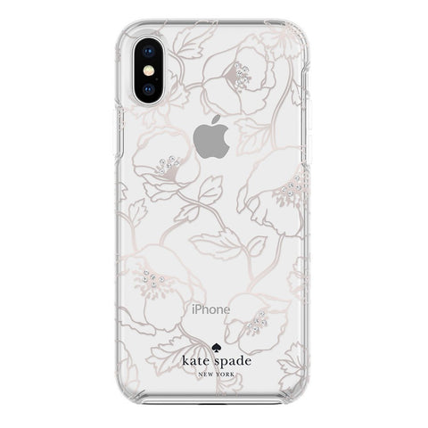 Kate Spade New York iPhone X Case - Dreamy Rose Gold