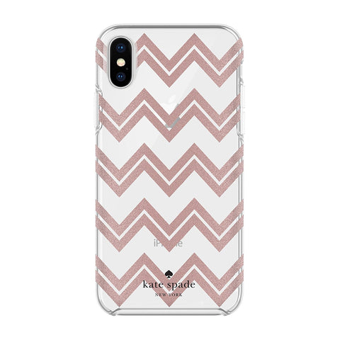 Kate Spade New York iPhone X Case - Chevron
