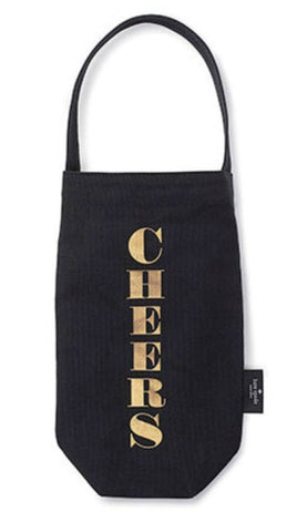 Kate Spade New York Wine Tote- Cheers