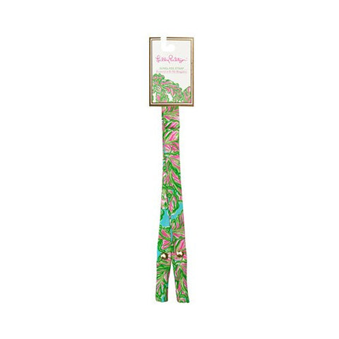 Lilly Pulitzer Sunglass Strap Bungalows