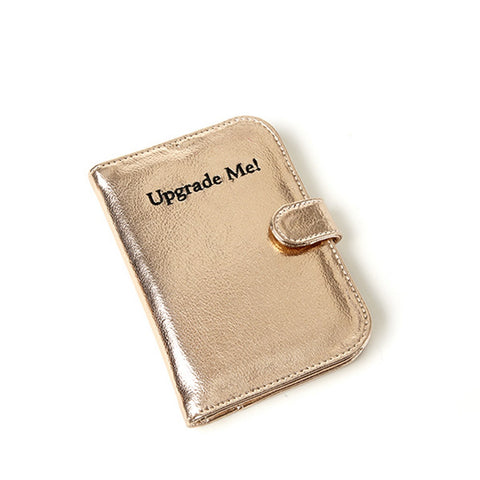 Miamica Passport Case- Rose Gold