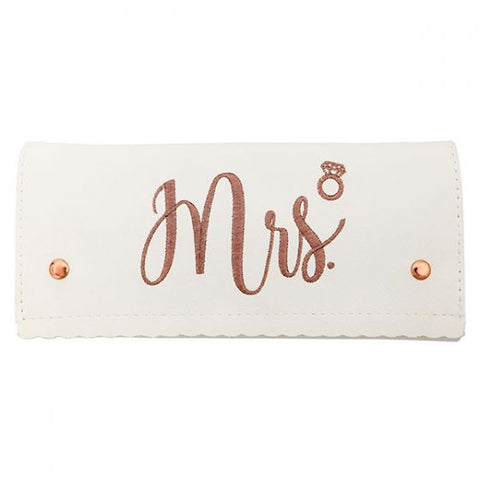 Miamica Jewelry Tri-Fold Case- Mrs.