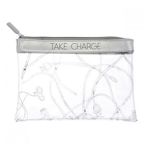Miamica Charger Case/Electronics Organizer - Take Charge