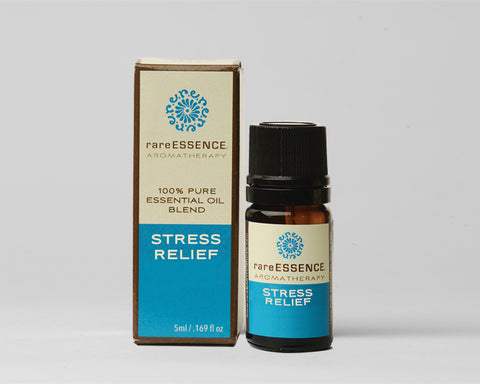 rareEARTH Aromatherapy Oil - Stress Relief