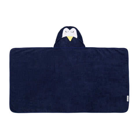 SunnyLIFE Kids Hooded Bath Towel - Penguin