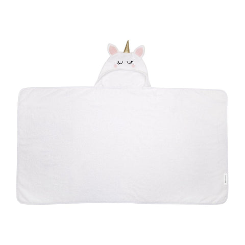 SunnyLIFE Kids Hooded Bath Towel - Unicorn