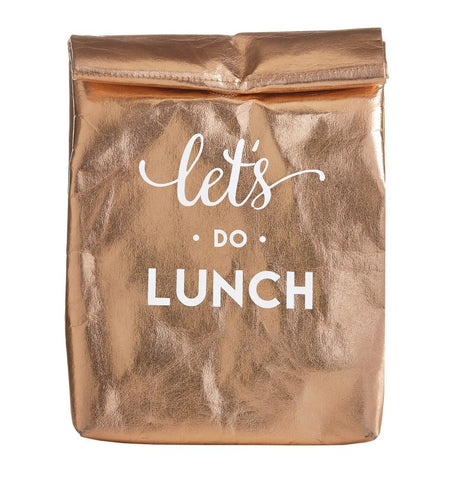 Santa Barbara Design Studio Lunch Bag - Let's Do Lunch