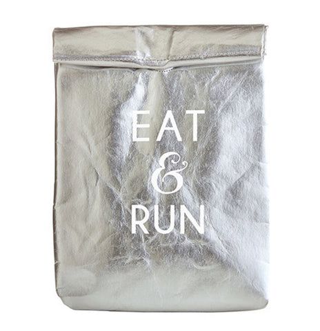Santa Barbara Design Studio Lunch Bag - Eat & Run