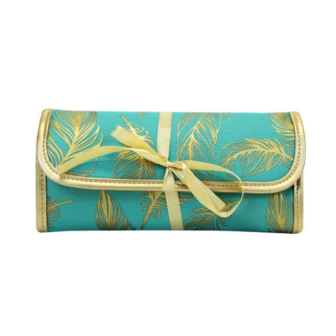 Mary Square Jewelry Roll Farrah