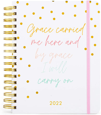 Mary Square 2022 Grace 18 Month Agenda July 2021 - December 2022