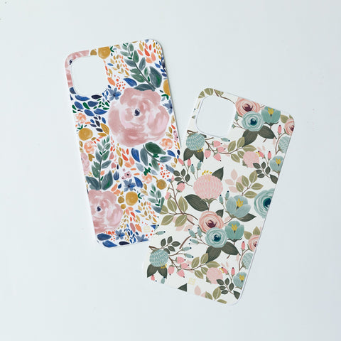 Mary Square Caselift Phone Case Floral Insert Kit - iPhone 11 Pro