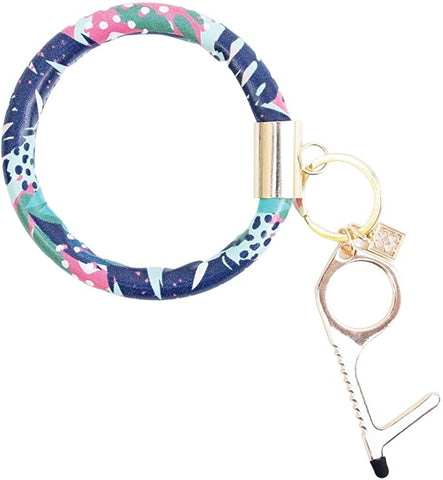 Mary Square Clean Key Bracelet - Lost in Paradise