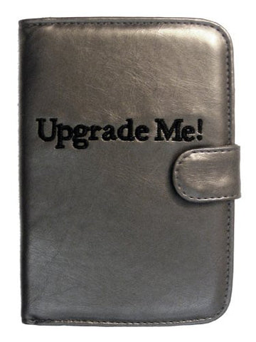 Miamica Upgrade Me Passport Case- Silver