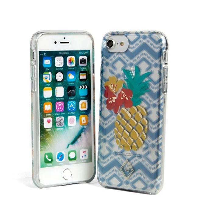 timeless design ba98a 0cdb4 Vera Bradley Cell Phone Case for iPhone 7/6/6s - Pineapple