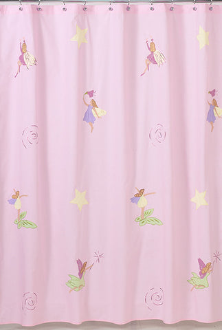 Jojo Designs Shower Curtain- Fairy Tale