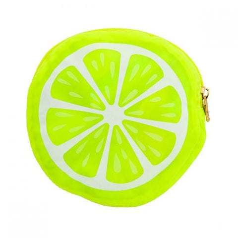 Miamica Laundry Bag- Lemon Round