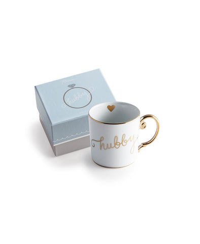 Rosanna Just Married Mug - Hubby