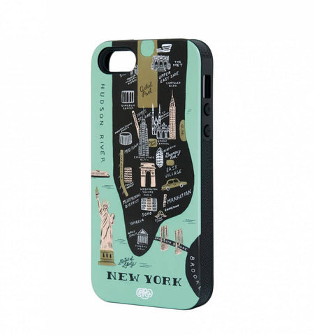Rifle Paper Co. iPhone 5 Phone Case New York City