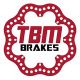 TBM Front Drag Racing Brake Kit (Complete Hub Assembly)
