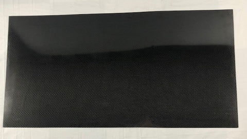 24″ x 48″ Carbon Fiber Sheet WS-9031