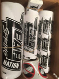 "Leaf Spring Nation 4"" Decal"