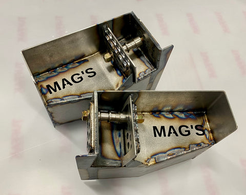 MUSTANG LOWER TORQUE BOXES