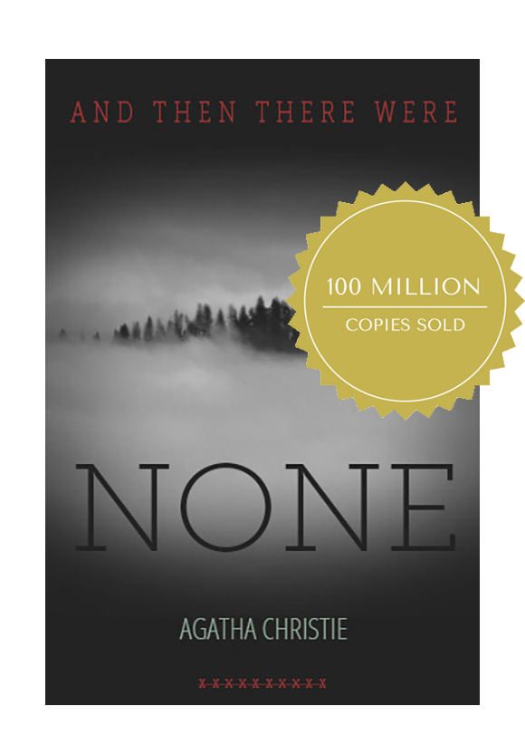 and then there were none book cover coffee and a classic
