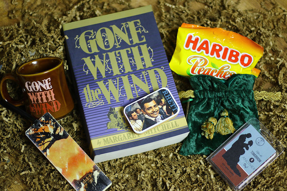 Gone With The Wind Themed Book Box by Coffee and a Classic
