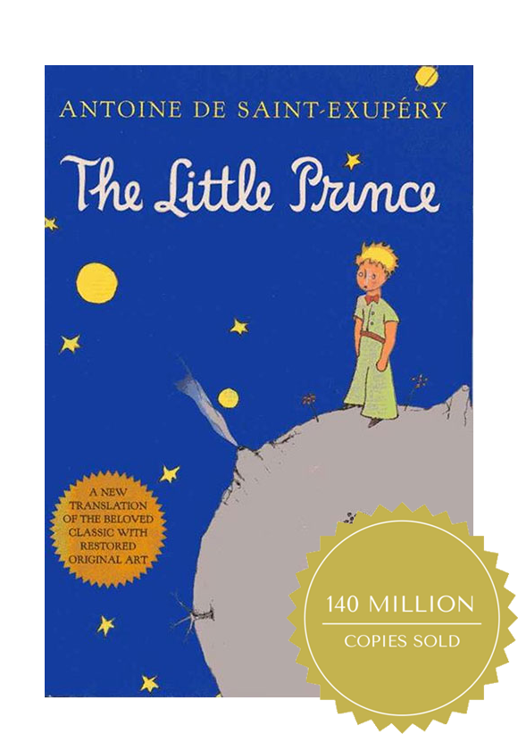 the little prince book cover coffee and a classic