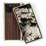 Load image into Gallery viewer, iPhone 12 Pro Max Case, Brass and Rosewood