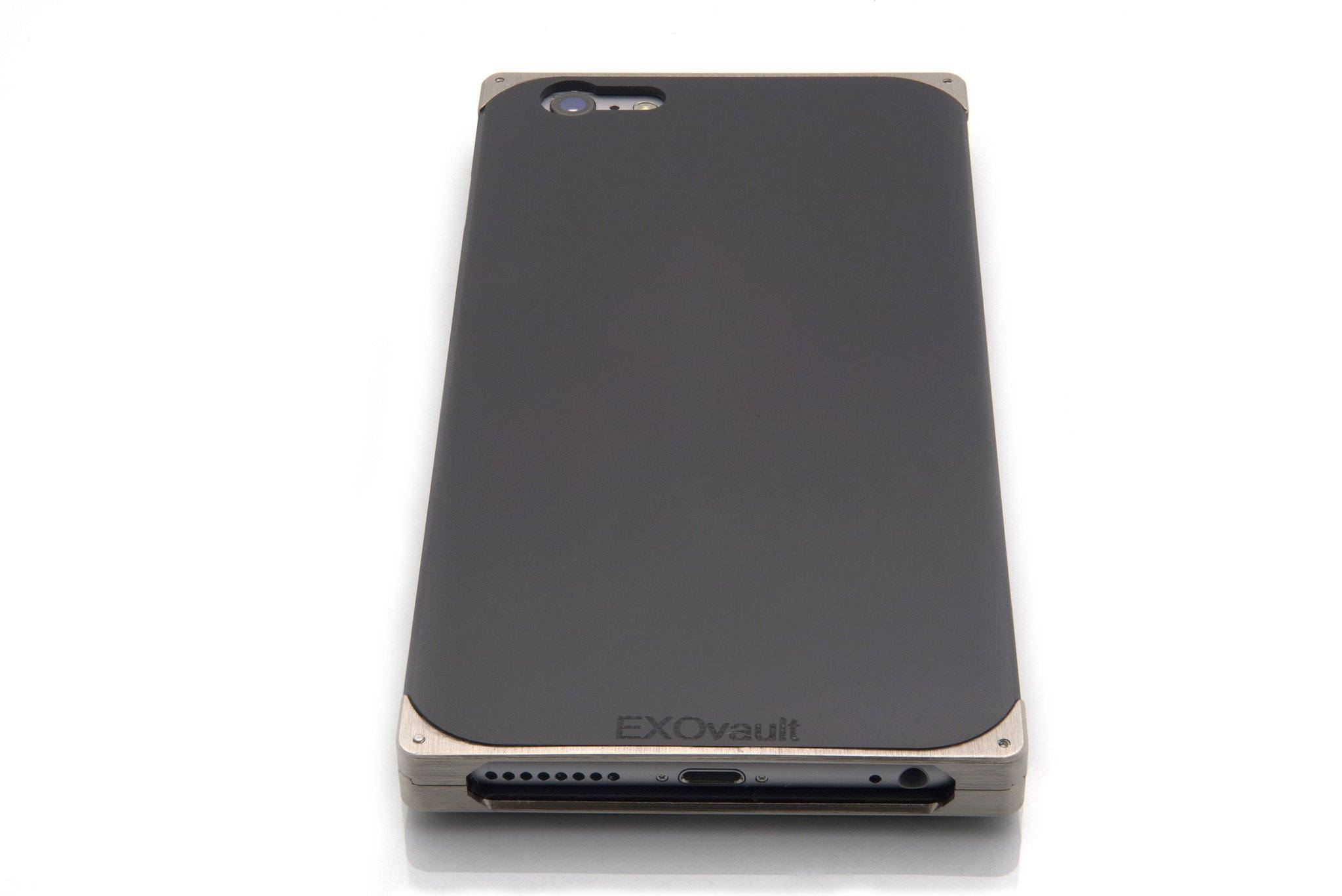 EXO24 Nickel Black Composite for the iPhone 6/6s Plus