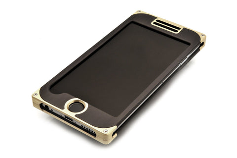 EXO24 Brass Black Composite for the iPhone 7