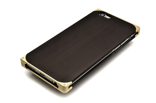 EXO24 Brass Black Composite for the iPhone 6/6s