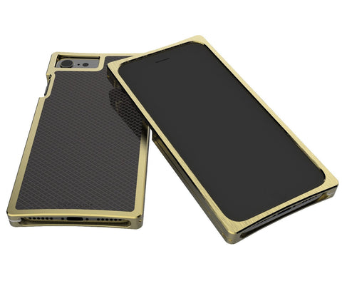 EXO23-S Brass Black Diamond for the iPhone 7/6s/6 Plus