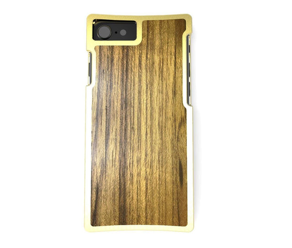 EXO23 Brass Teak for the iPhone 7 Plus