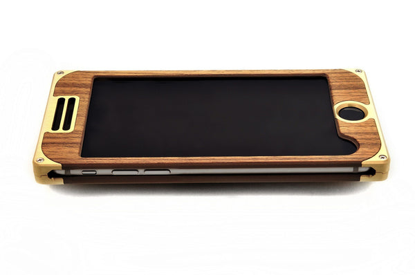 EXO24 Brass Teak Side