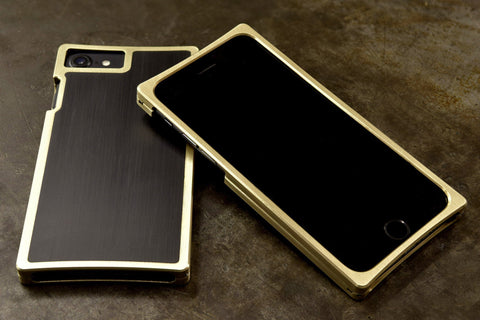 EXO23-S Brass Black Composite for the iPhone 7/6s/6 Plus