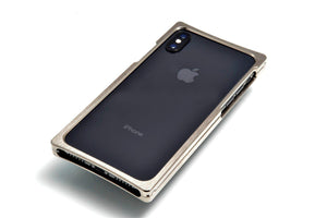 Cage Nickel Plated Aluminum for iPhone XS
