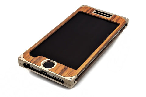 EXO24 Nickel Teak for the iPhone 6/6s Plus