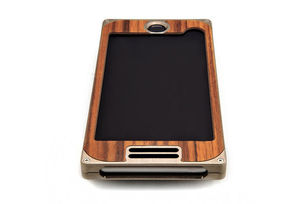 EXO24 Nickel Teak for the iPhone 7