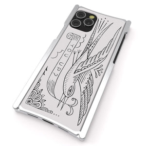 Duke Riley, You Up?, Artist Edition Europa 12 Pro Silver Aluminum and White G10 - Preorder