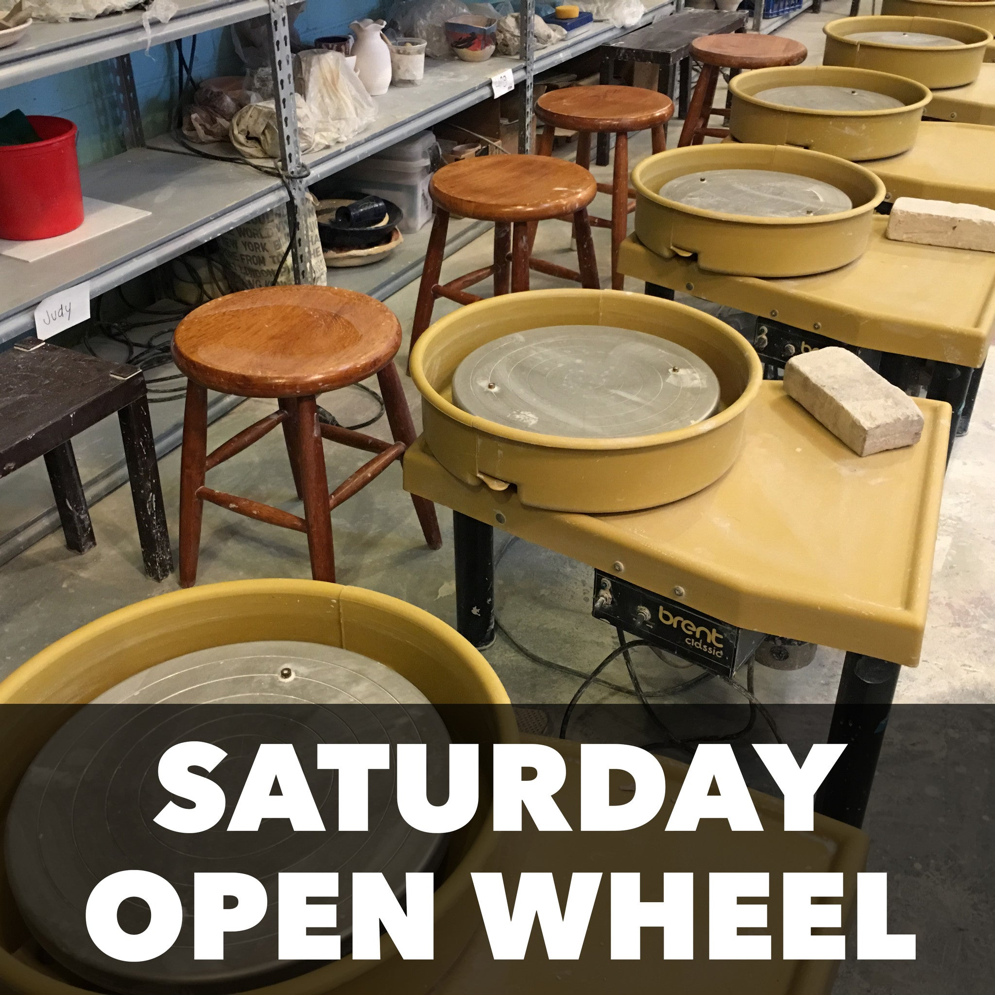 Saturday Open Wheel