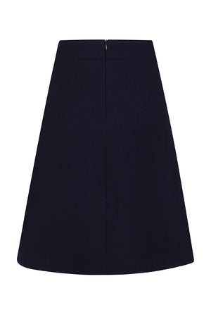 Birch Skirt - Navy