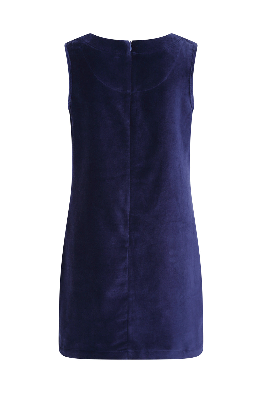 Eastern Dress - Blue Solid
