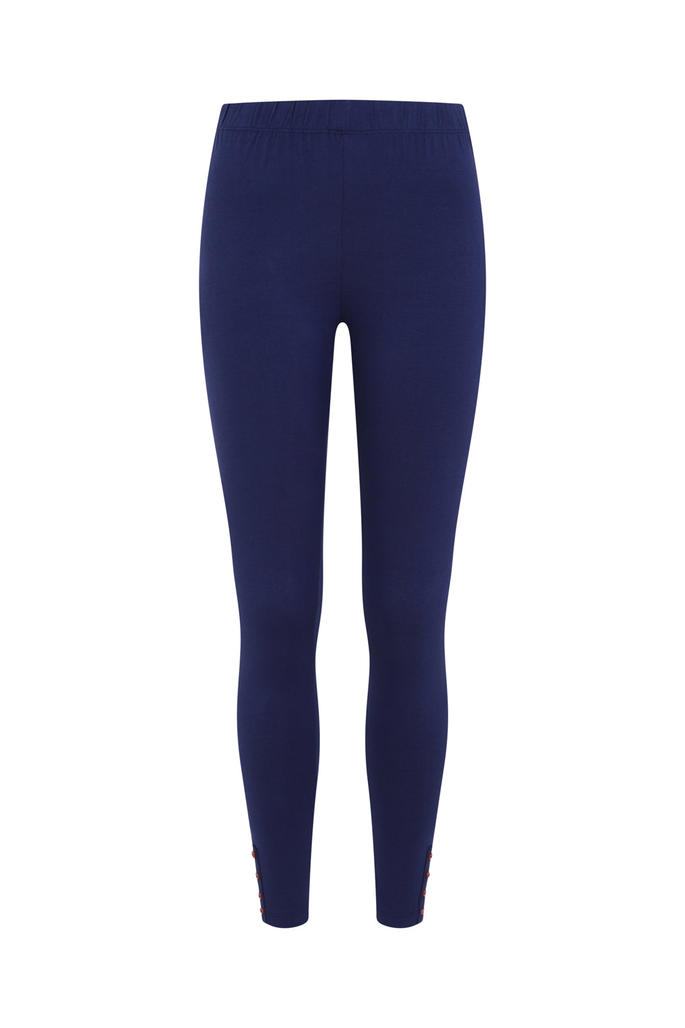 Lucky Legging - Blue Solid